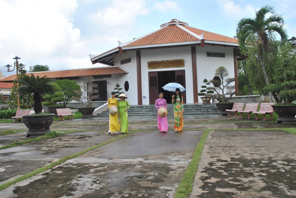 20160730 hoangsangdt 3 Đền thờ Cụ Phó Bảng Nguyễn Sinh Sắc
