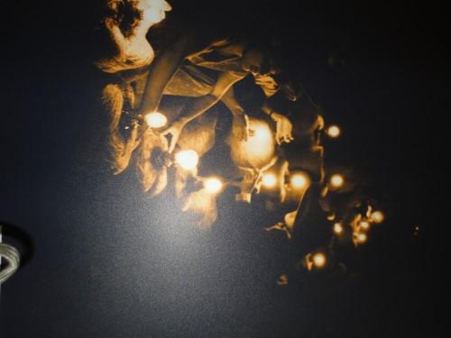 Chiếc đèn dầu