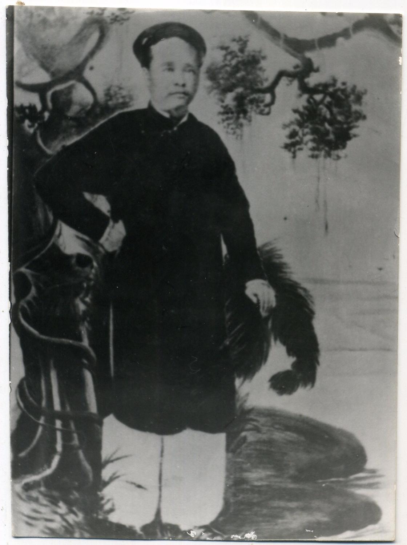 Ông Hương chủ Làng Hòa An